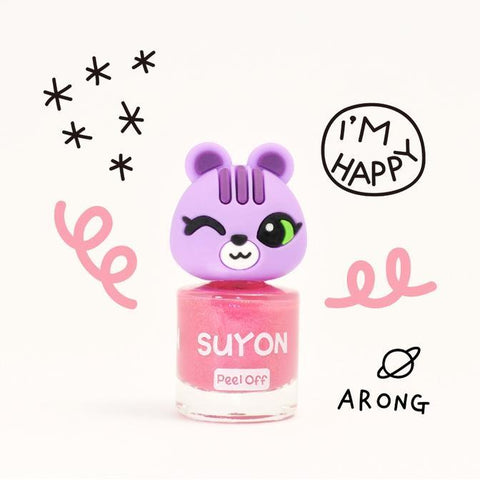 SUYON Collection - Happy Arong Pearl Pink