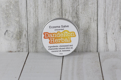 Dandelion Herbal - Eczema salve