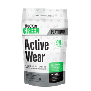 Rockin Green- Platinum Series Active Wear Detergent