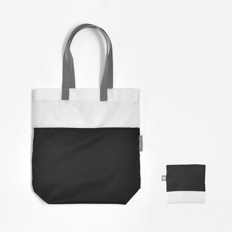 Flip & Tumble - Reusable Tote Bag (Black )