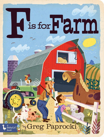 Babylit - F Is for Farm