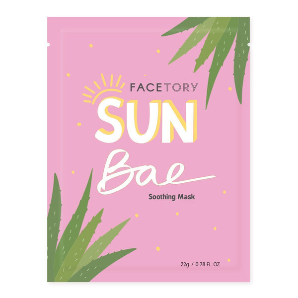 FaceTory - Sun Bae Soothing Mask