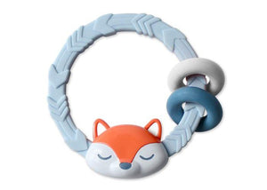 Itzy Ritzy - Silicone Teether with Rattle