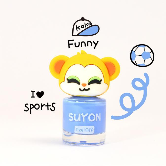 SUYON Collection - Funny KoKo Blue