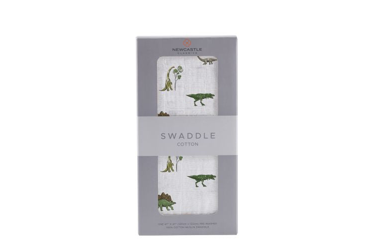 Newcastle Classics - Dino Days Swaddle