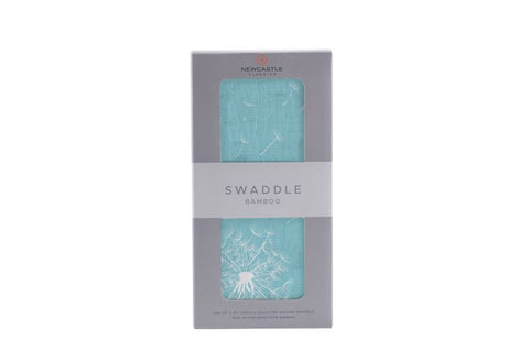 Newcastle Classics - Dandelion Seeds Swaddle