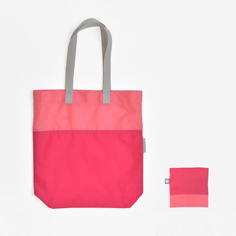 Flip & Tumble - Reusable Tote Bag (Magenta)