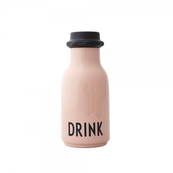 Design Letters Bottle Pink