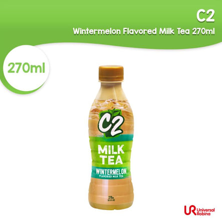 C2 Cool & Clean Milk Tea Wintermelon 270ML