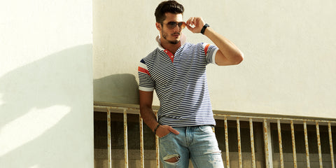 How to Choose the Right Colour for a Polo T-shirt?