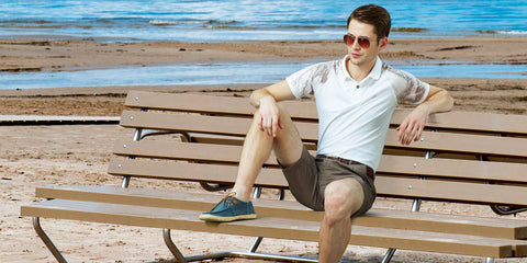 5 Tips to wear a Polo t-shirt in style