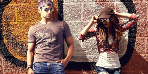 Types of Graphic T-shirts