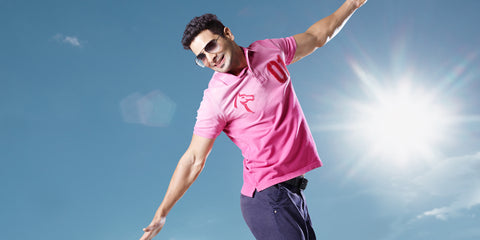 How to Wear a Pink Shirt with Style