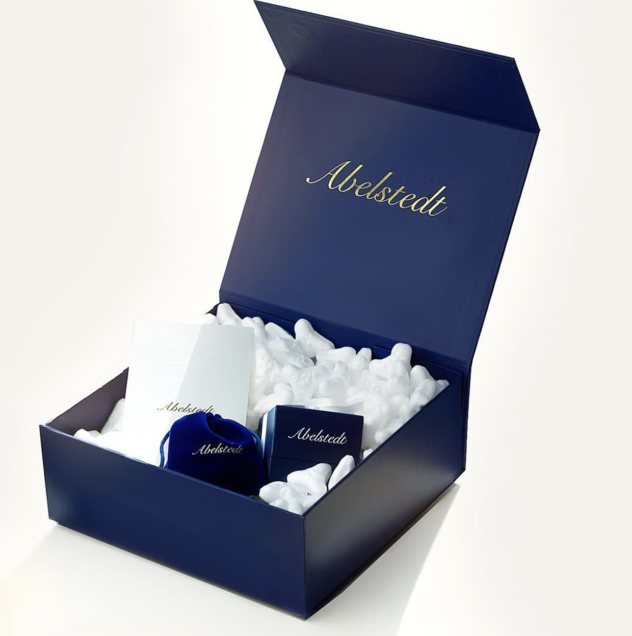 Abelstedt jewelry packaging