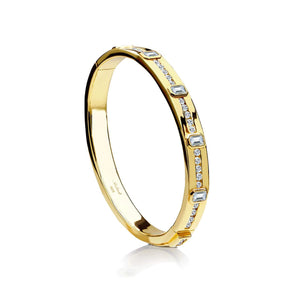 Abelstedt A Gold Bangle - Abelstedt