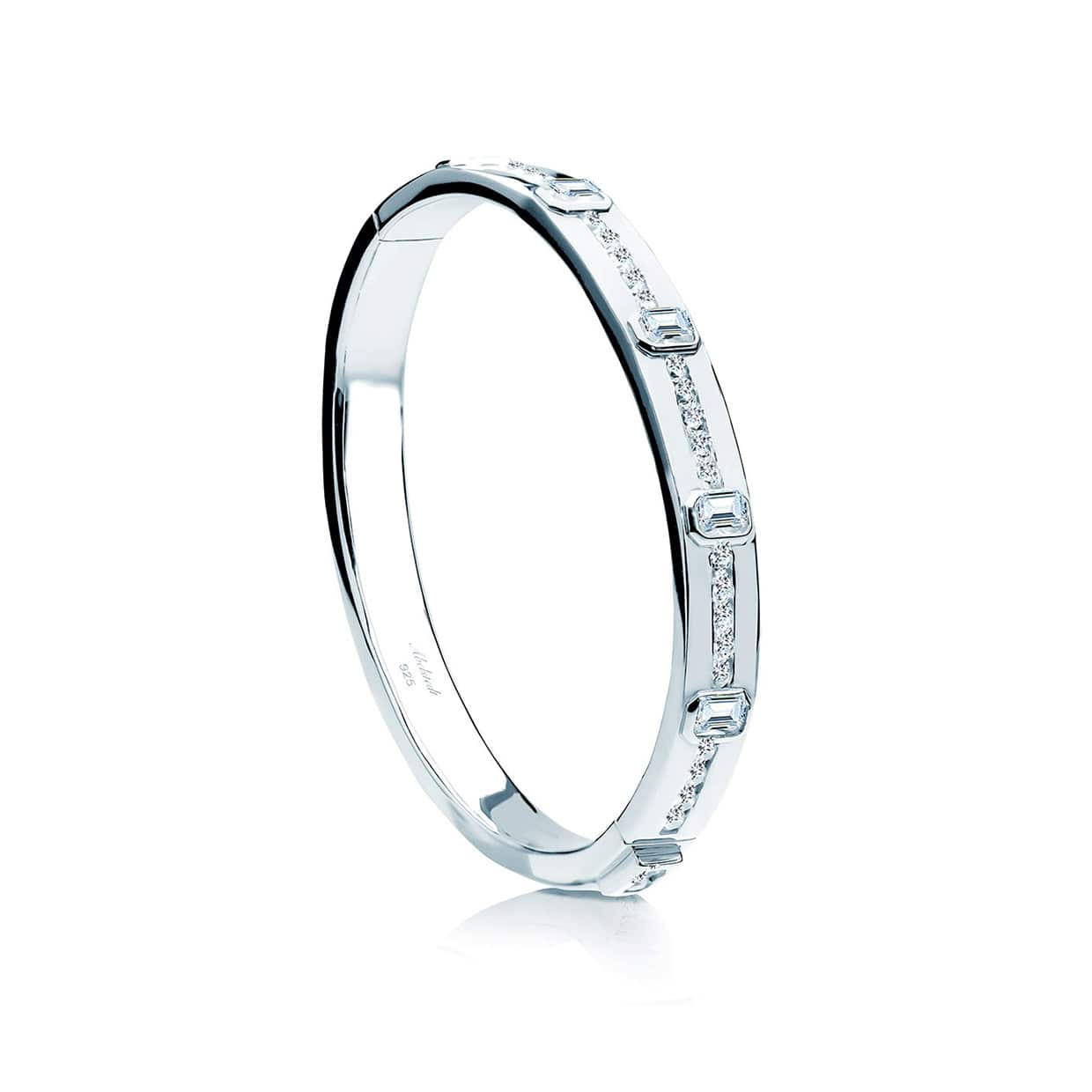 Abelstedt A Silver Bangle