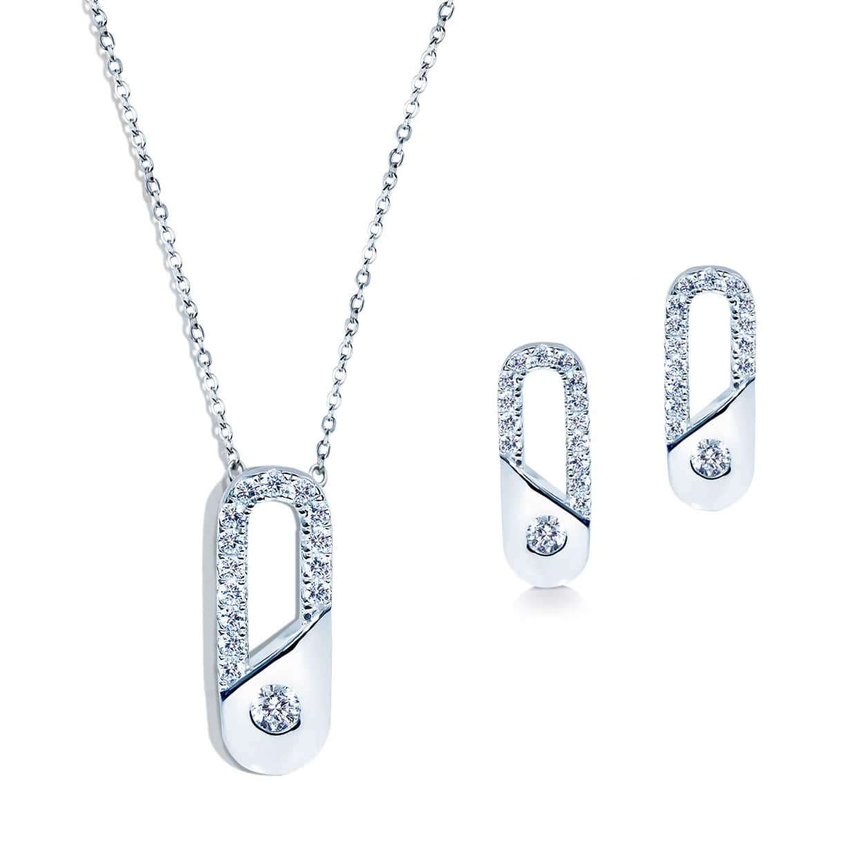 Abelstedt A Silver Gift Set