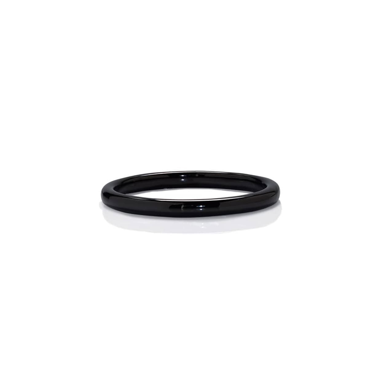 Classic Tungsten Ring Black - Abelstedt
