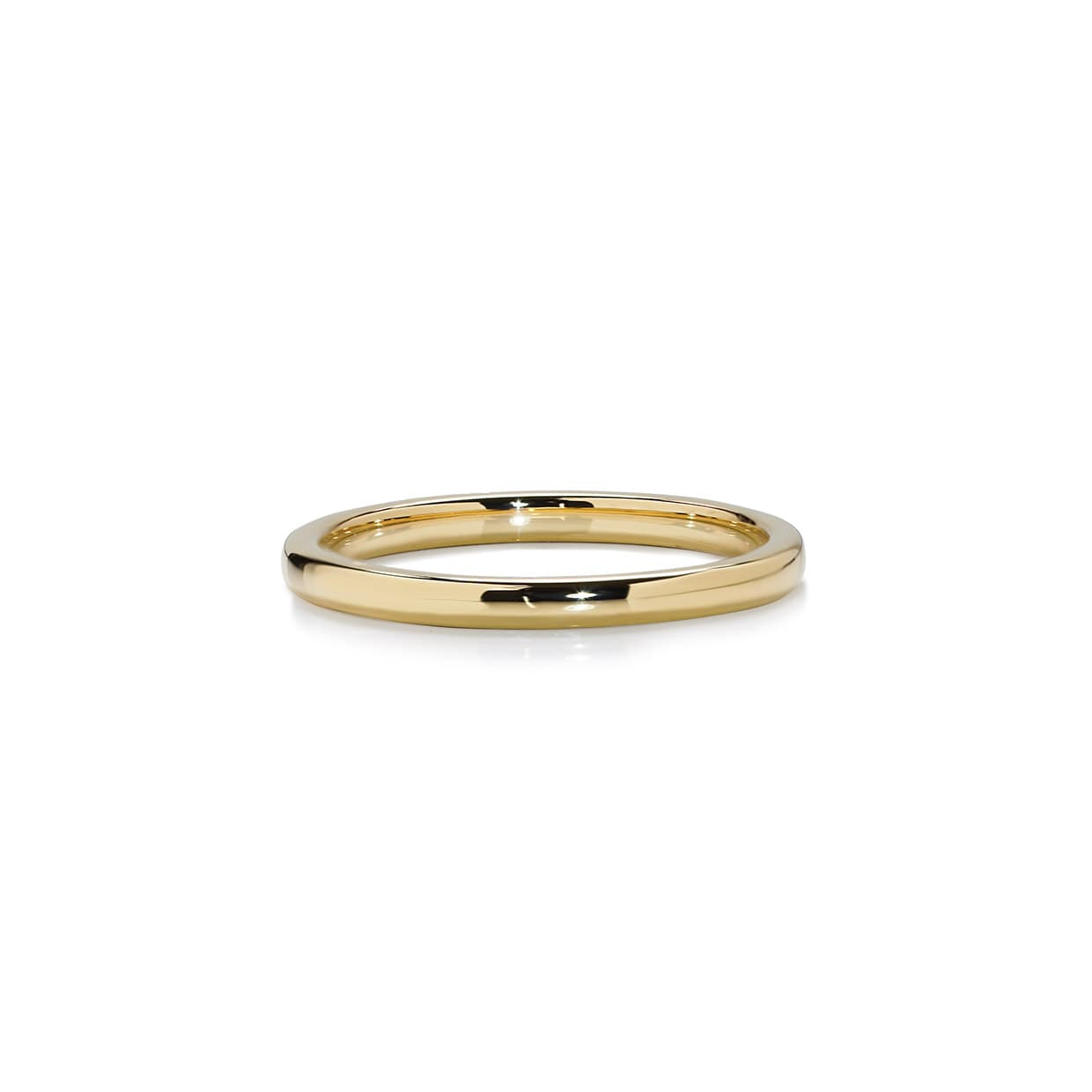 Classic Tungsten Ring Gold