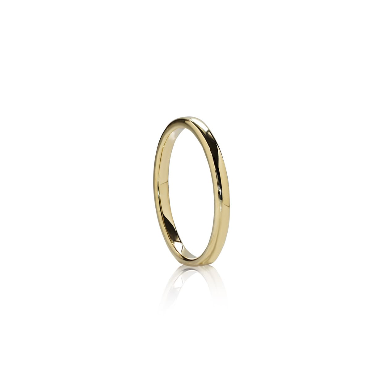 Classic Tungsten Ring Gold - Abelstedt