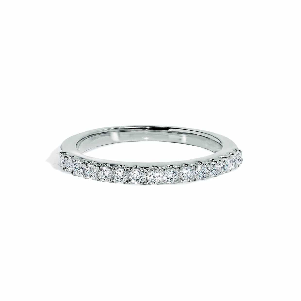 Diamond Band Ring - Abelstedt
