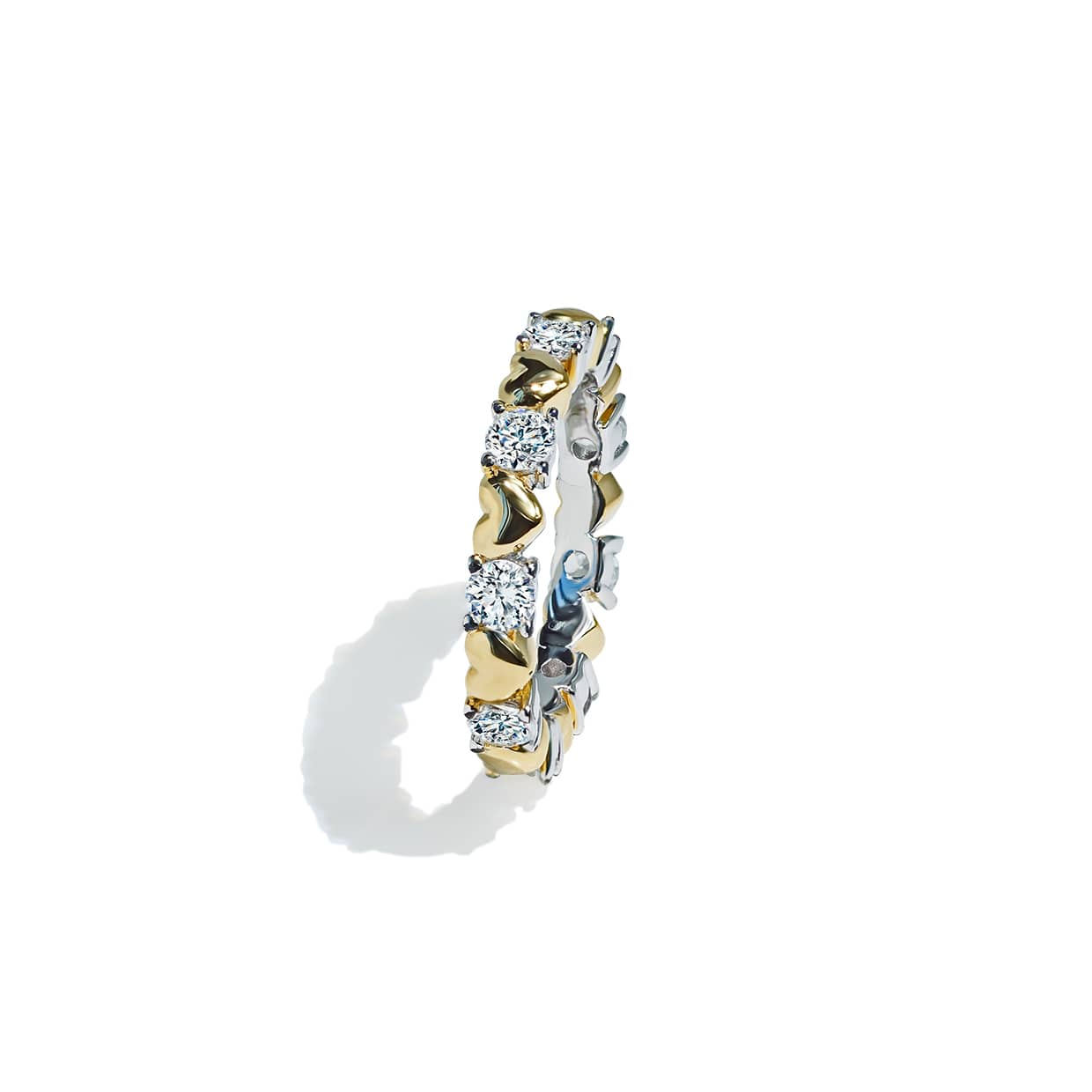 Loving Gold Ring - Abelstedt