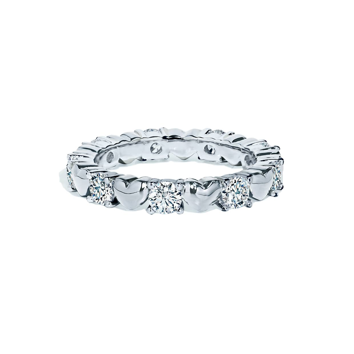 Loving Silver Ring - Abelstedt