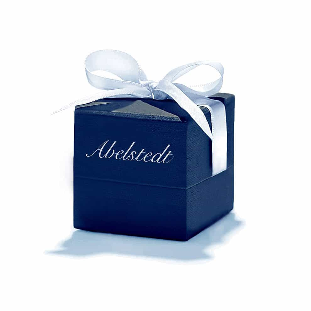 Oxford Double White Halo Silver Gift Set - Abelstedt