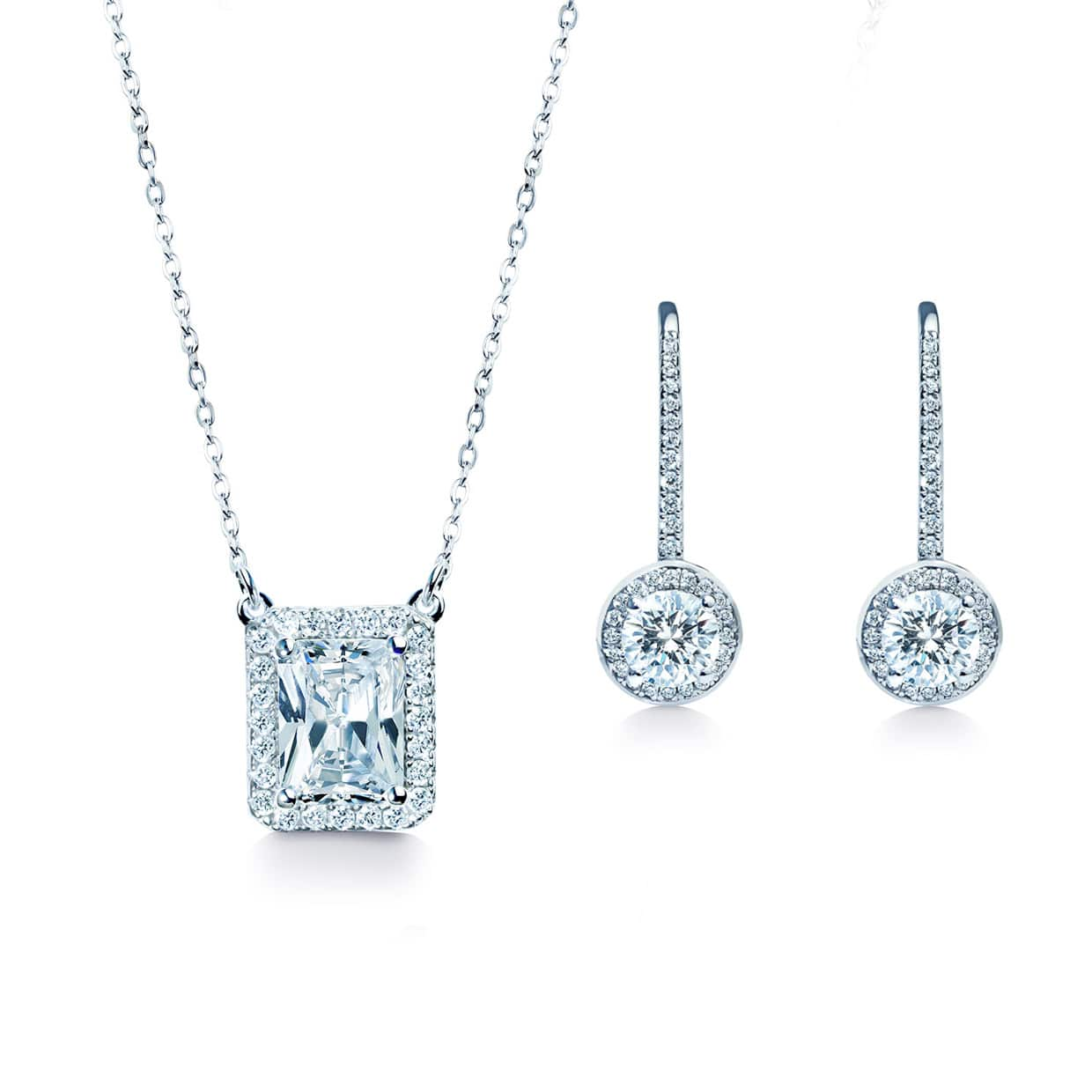 Oxford Halo Silver Gift Set - Abelstedt
