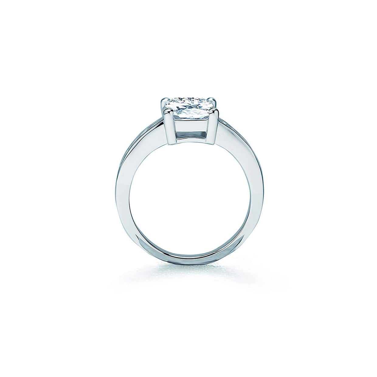 Oxford Silver Radiant Ring - Abelstedt