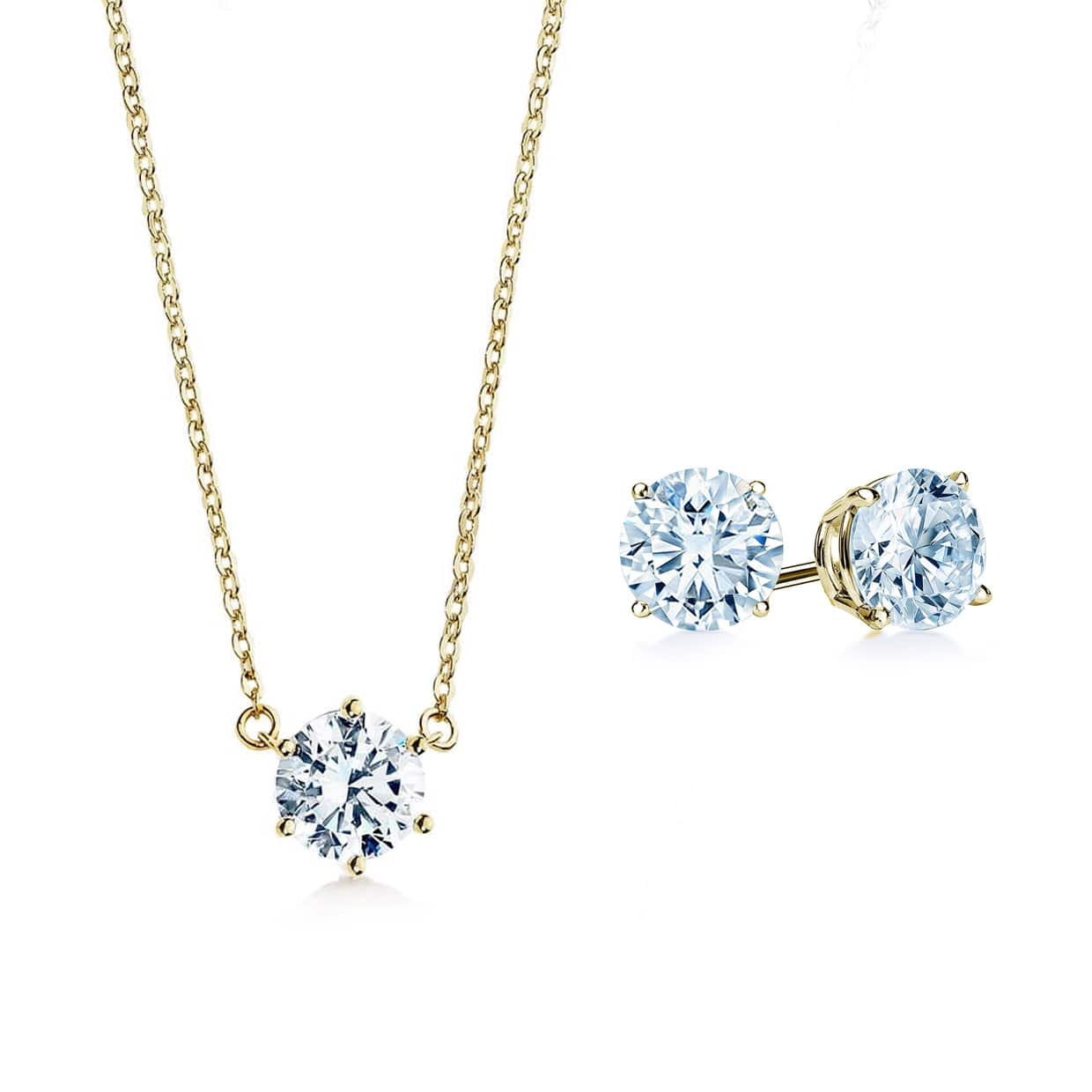 Oxford Solitaire Gold Gift Set
