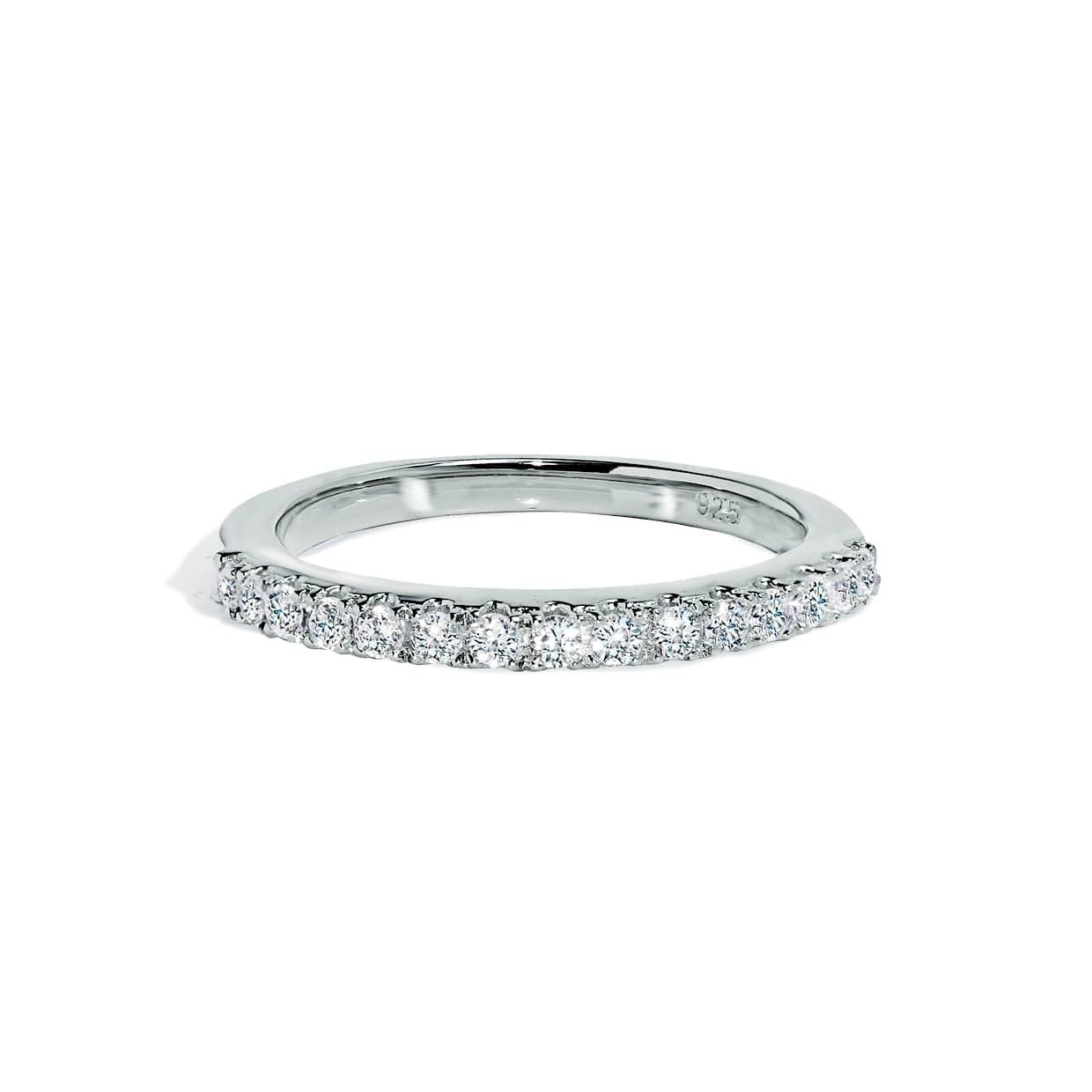 Oxford Thin Band Ring - Abelstedt