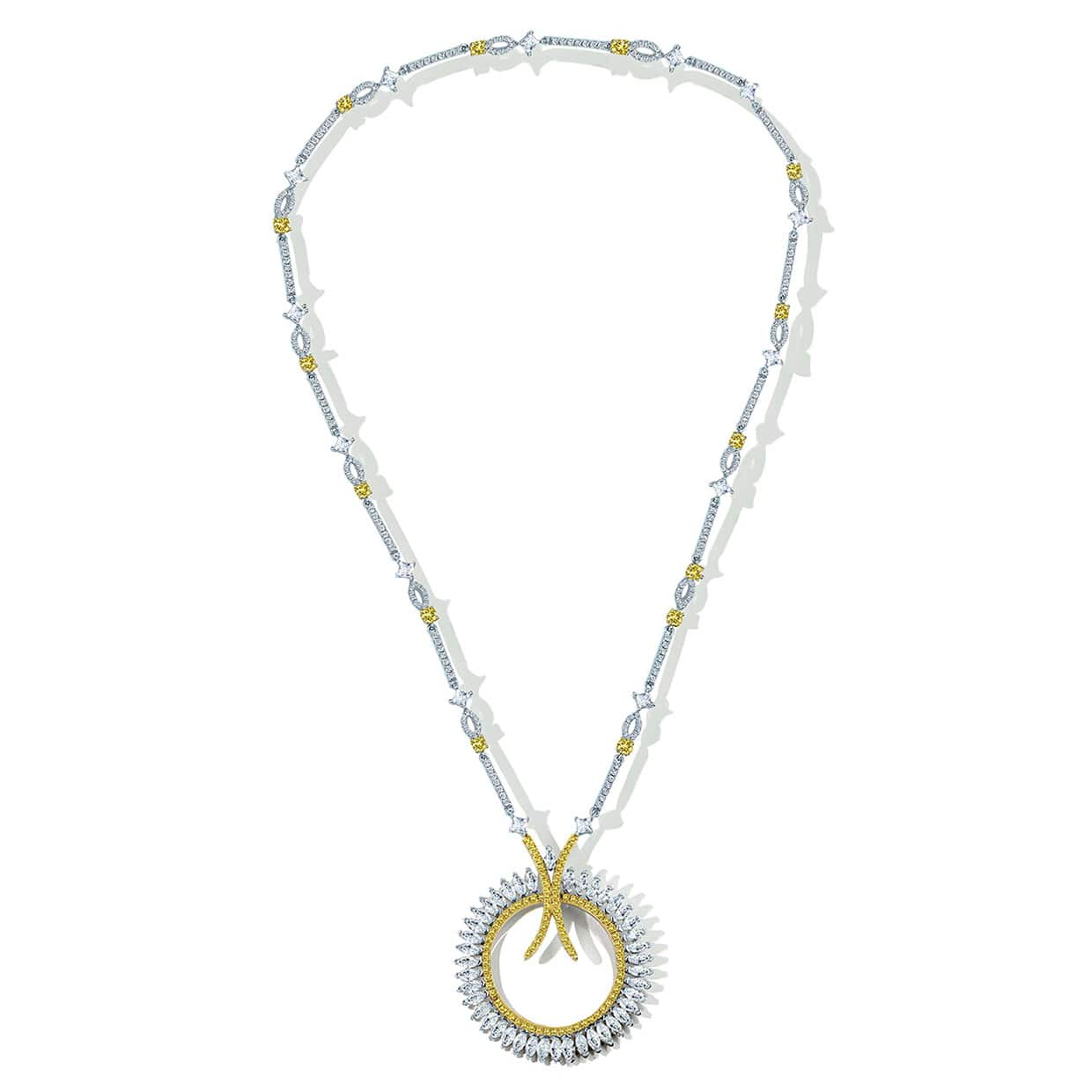 Sahara Iconic Medallion Necklace - Abelstedt
