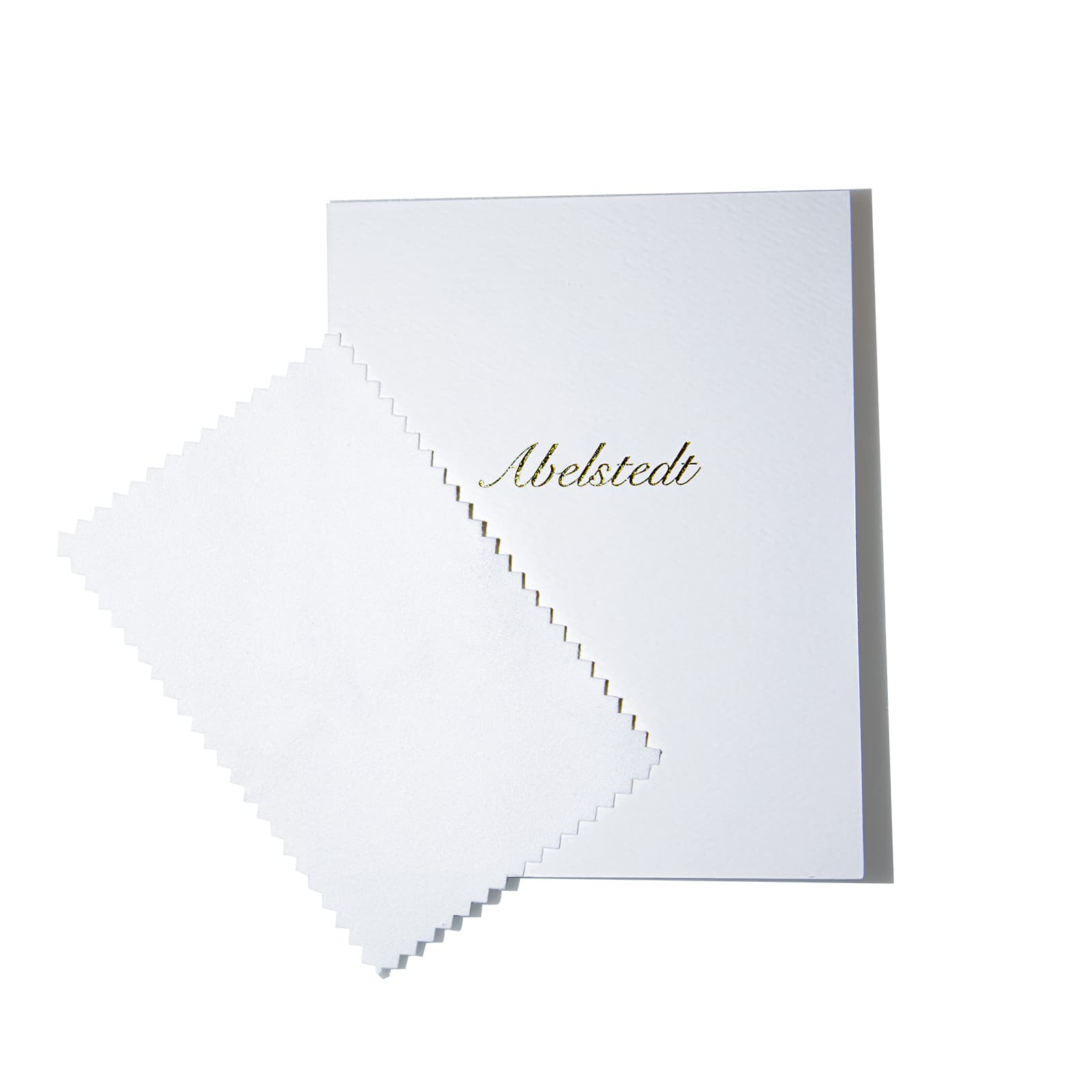 Abelstedt Silver Polishing Cloth