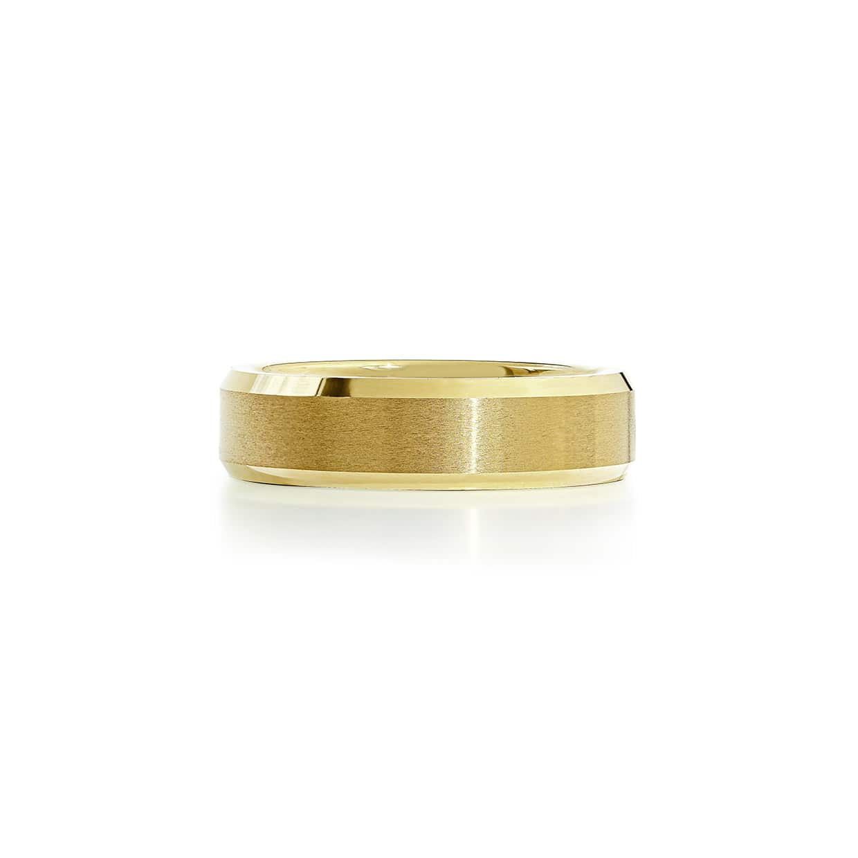 Tungsten Ring Golden - Abelstedt