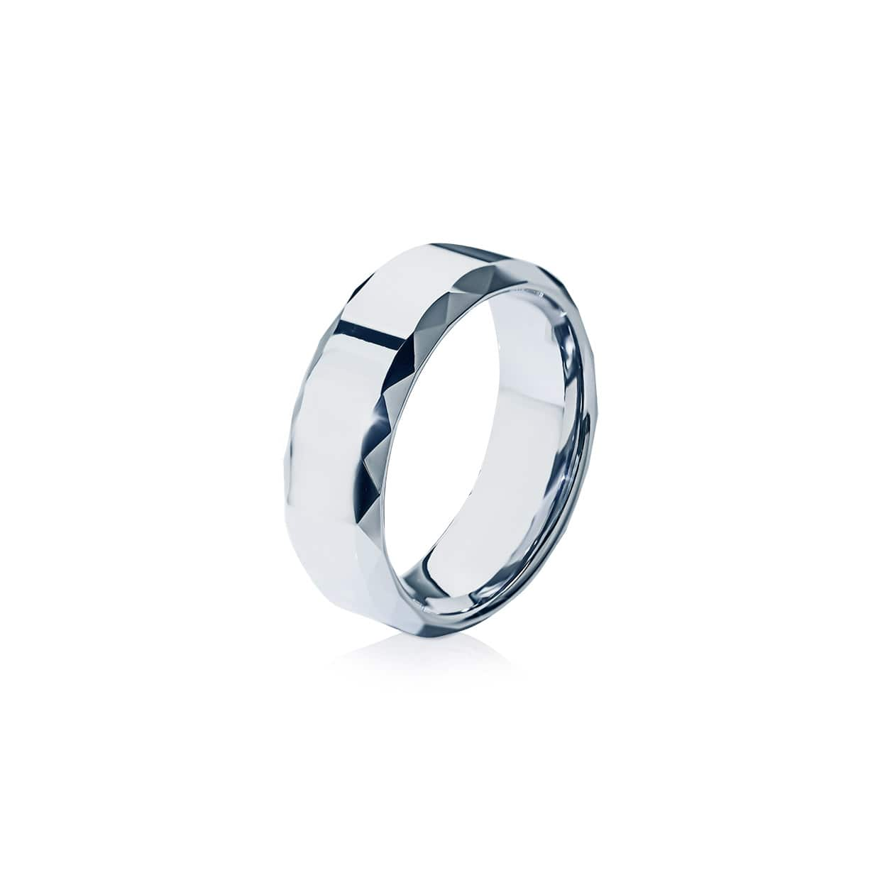 Tungsten Ring Grey - Abelstedt