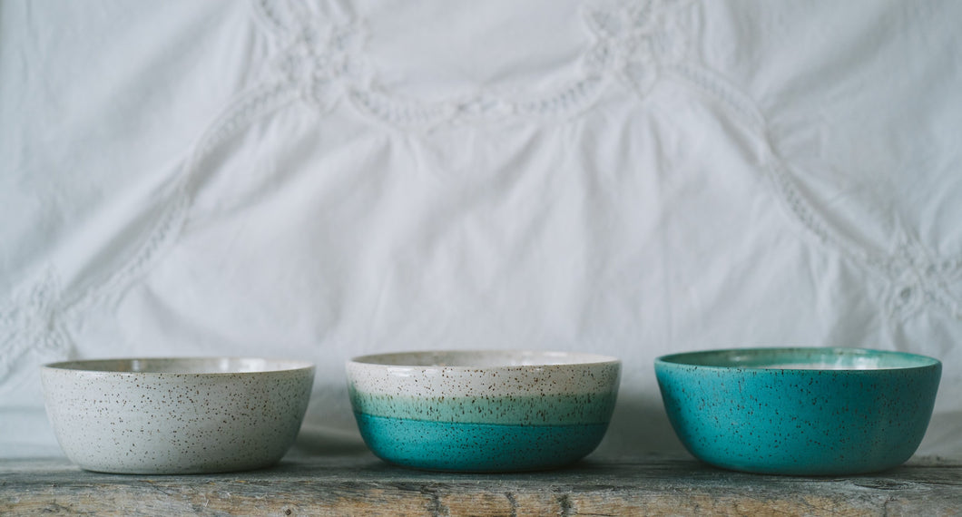 Dinner bowls 3 options
