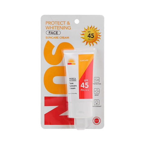 MINISO Protect & Whitening Face Suncare Cream