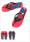 MARVEL-Men's Flip Flops(Spider-Man)-2007130312124