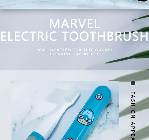 Marvel-Electric Toothbrush-2007280310100