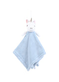 Unicorn series - hand towels (blue)