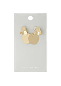Stylish Earrings (Golden)