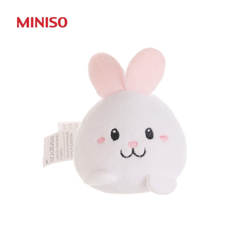Miniso Bunny Plush Toy with Sound