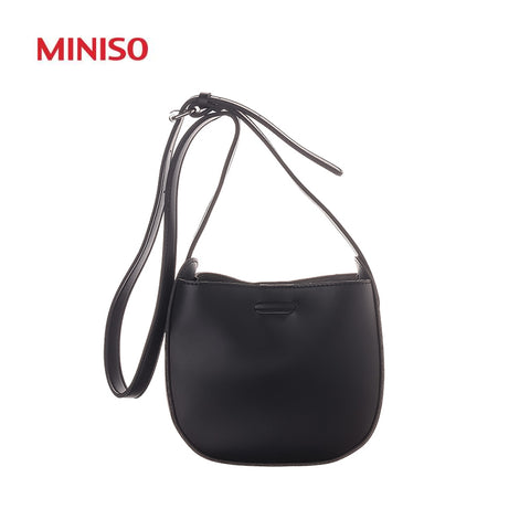 Crossbody Bag(Black)