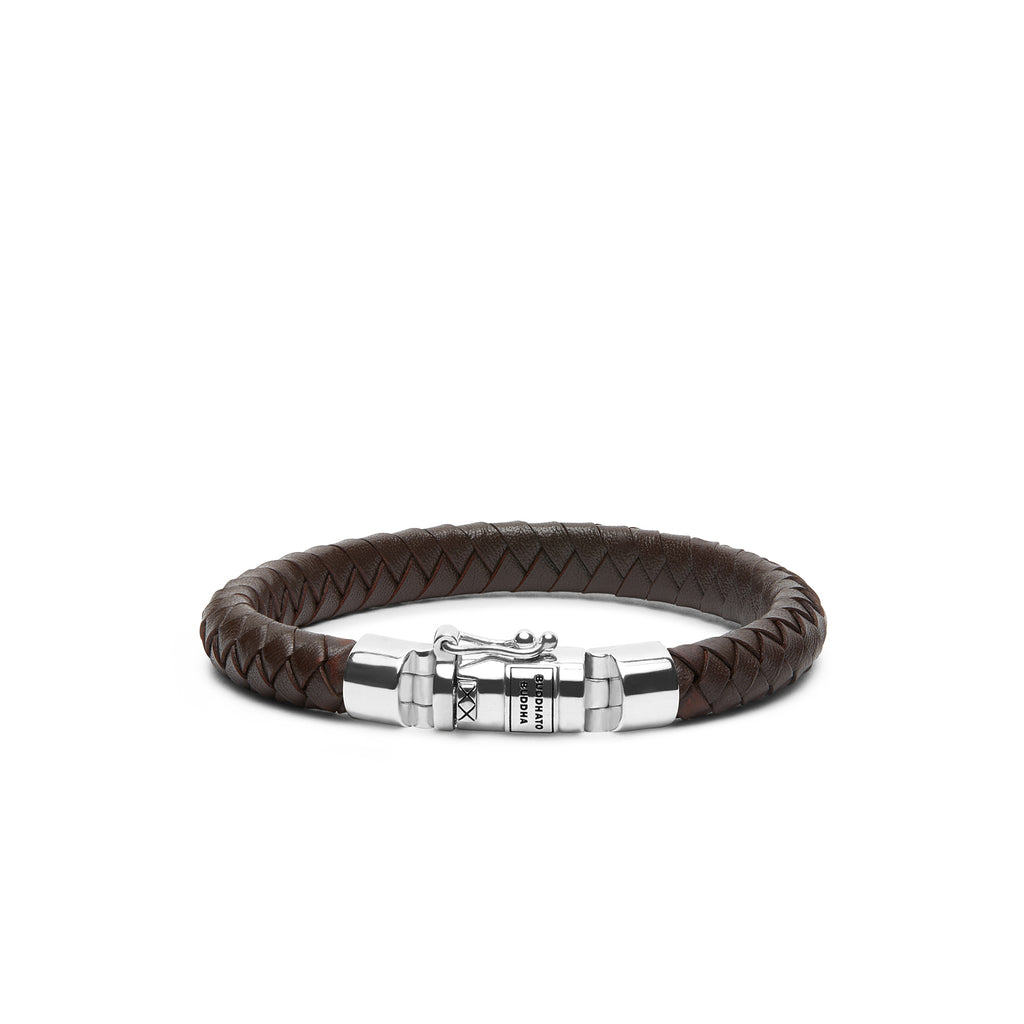 Buddha to Buddha 180BR Ben Small Leather armband