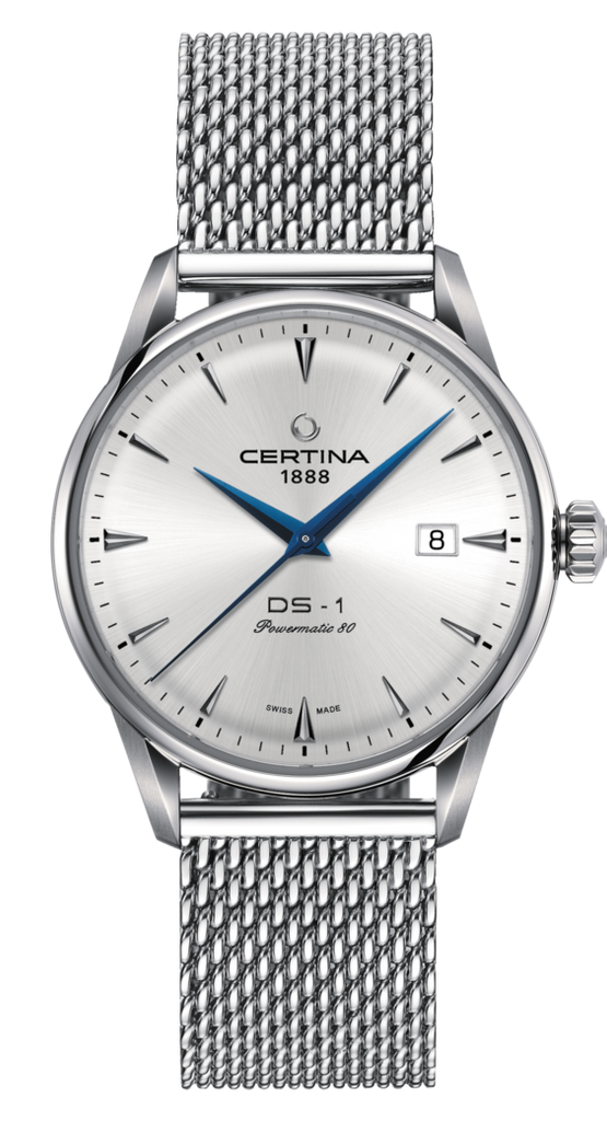 Certina DS-1 Powermatic 80 horloge C0298071103102