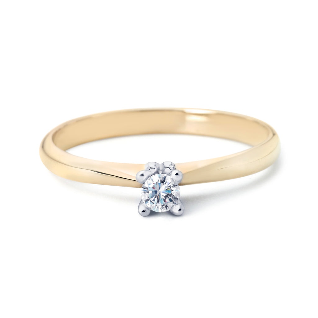 by R&C ring Lila RIN0084M 0,15crt