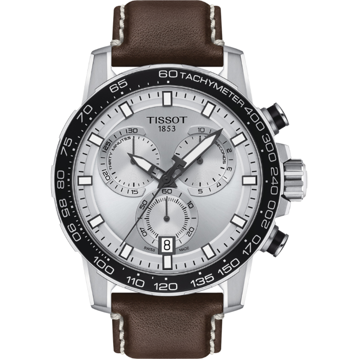 Tissot T- Sport Supersport Chrono horloge T1256171603100