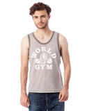 World Gym Vintage Tank