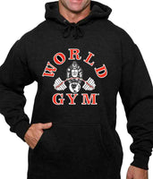 World Gym Hooded Pullover Sweatshirt
